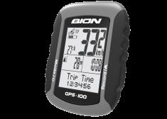 GPS-100 cycle computer